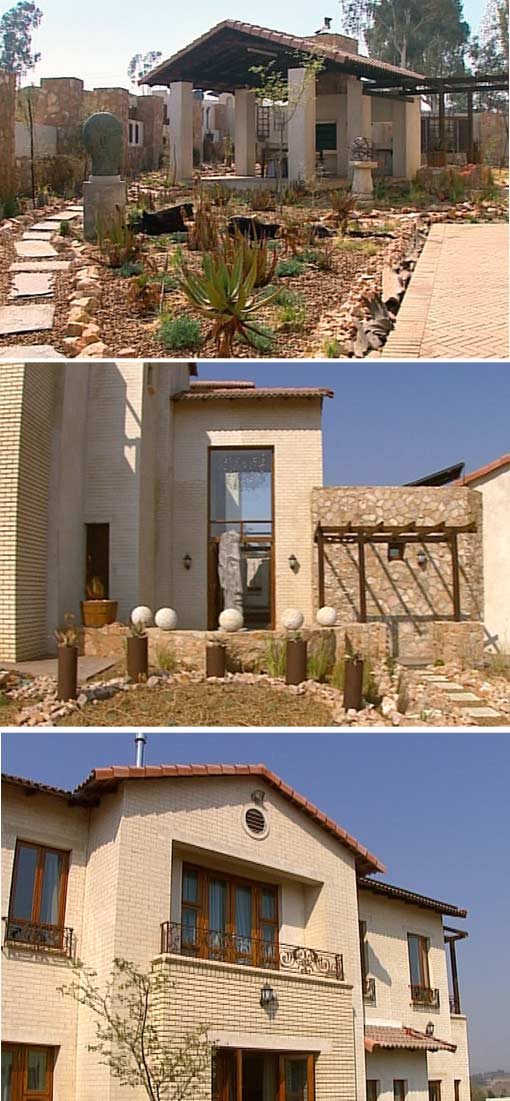 Riaan and Michelle's eco home 2